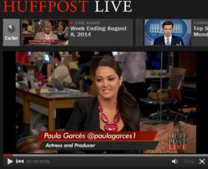 Paula Garces Coming To Terms With Post-Baby Bodies